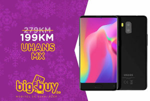 UHANS MX 2GB/16GB - www.BigBuy.ba