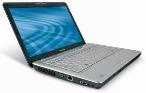 Laptop u dijelovima Toshiba L500
