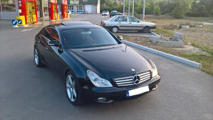 Mercedes Benz CLS 500 Amg optic