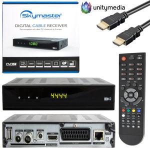 Skaymaster FULL HD Kablovski Resiver DVB-C