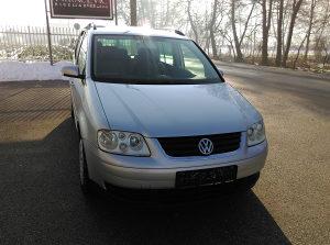 VW Touran 1.9 tdi 74kw 2003 Klima Uradjen servis