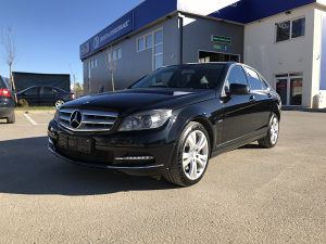MERCEDES C 350 D 4 MATIC