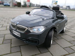 BMW Serija 4 Coupé autic na akumulator - sivi l NOVO