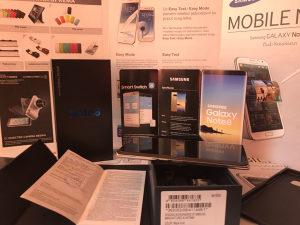 Samsung Galaxy Note 8 Maple Gold (garancija 2.god)
