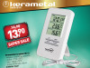 Termometar sa satom HC 12
