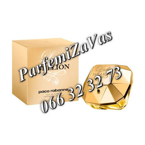 Paco Rabanne Lady Million  80ml EDP Ž Milion 80 ml
