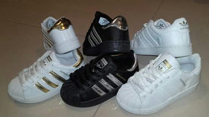Adidas superstar djecije patike