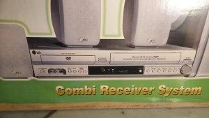 Kućno kino LG LH-CX246, 185W, 5.1ch, FM/AM Tuner