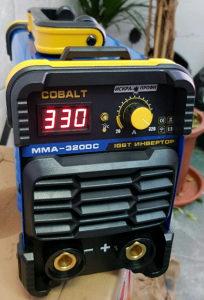 Aparat za varenje iskra kobalt 330A garancija godinu do