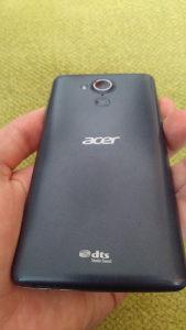 Acer Z500 mobitel DUAL SIM quad- core android EXTRA