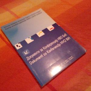 Dokumenti za konferenciju NVO BiH