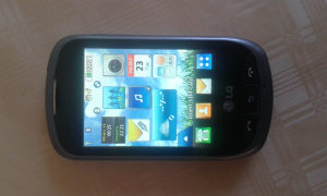 Mobitel LG-T310i