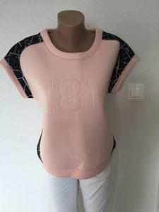 Majica zenska m,l, kokaai, bebi roza, snizena 10 Km