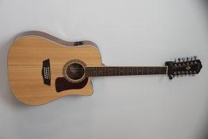 ozvucena gitara washburn hd 10