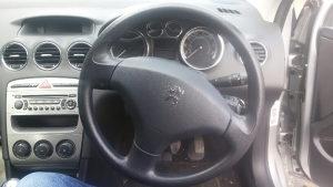Peugeot 308 Pezo Volan Airbag Jastuk