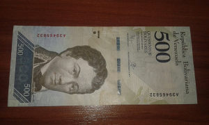 Novcanica Venezuele