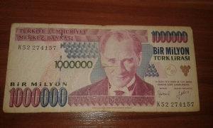 Novcanica Turska