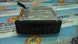 CD Radio Peugeot 1007 06g AE 300