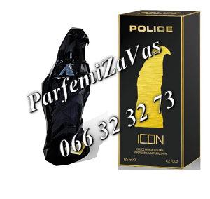 Police Icon Intense 125ml EDP ... M 125 ml