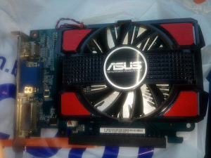 Asus Nvidia GeForce GT360 2GB DDR3 I Ram DDR2 2GB