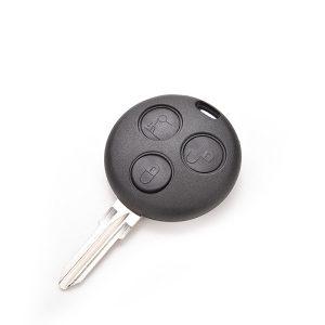 Ključ za Smart fortwo 3 dugmeta
