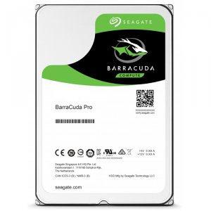 "Hard disk 8TB SEAGATE HDD Barracuda Guardian PRO 3.5"""