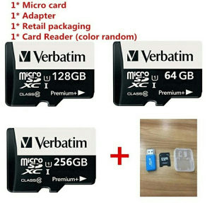 Memorijske kartice 64 128 256 GB