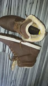 """Zimske kožne cizme """"Van Beers"""""""