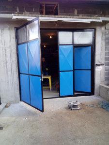 Garazna vrata, metalna