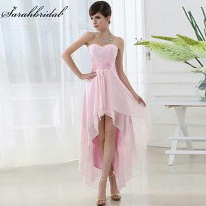 Svecana haljina, roza, S vel