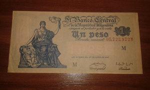 Novcanica Argentina
