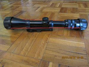 Optika Tasco 3-9x40