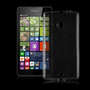 Nokia Microsoft Lumia 535 TPU gel maska