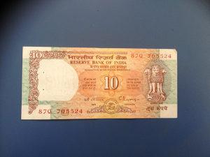 Novčanice INDIJA