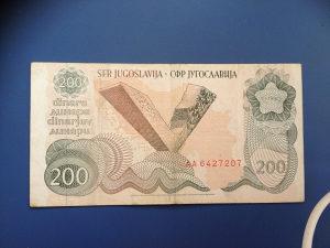 Novčanice Yugoslavia