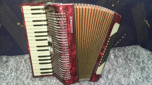 Harmonika hohner 72 basa