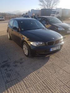 BMW 118 model 2008 facelift