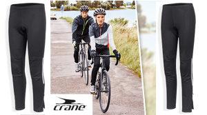 AKCIJA 15 KM Biciklističke hlače CRANE M/Ž