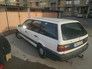 Volkswagen Passat registrovan