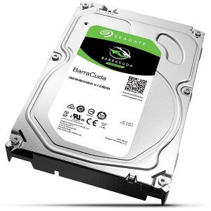 "Hard disk 1TB SEAGATE HDD Barracuda Guardian 3.5"" SATA"