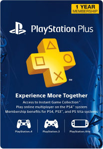 PS4 PS PLUS pretplata PlayStation plus 1 godina