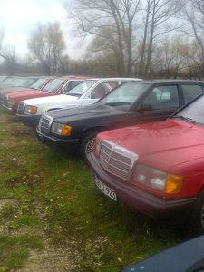 Mercedes -benz 190