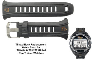 Timex Ironman GPS Triatlon Global Trainer narukvica
