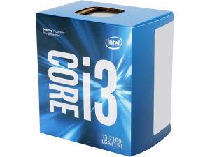 Intel Core i3-7100 3.9 Ghz