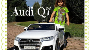DJECIJI ELEKTRICNI AUTOMOBIL AUDI Q7 NOVO 12V AKU