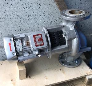 Grundfos , EMB Pumpa velika, toplotna pumpa za grijanje
