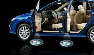 Led logo projektori za vrata BMW