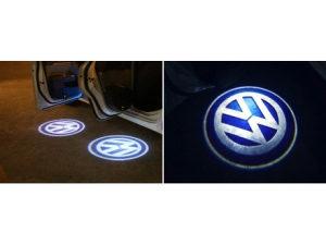Led logo projektori za vrata VW