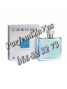 Azzaro Chrome 50ml Tester M 50 ml