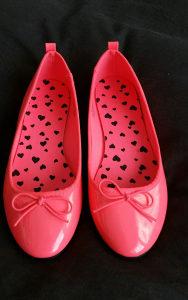 Lijepe baletanke,marka H&M.Broj 34.Lakane,boja roze...
